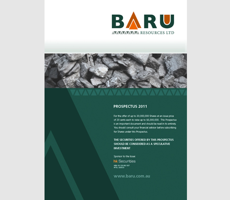 Baru Resources Limited