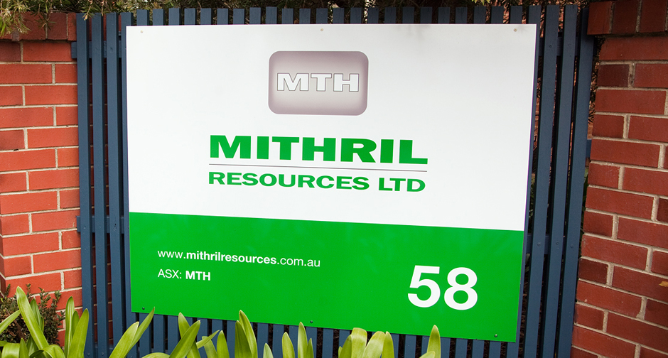 Mithril Resources Limited