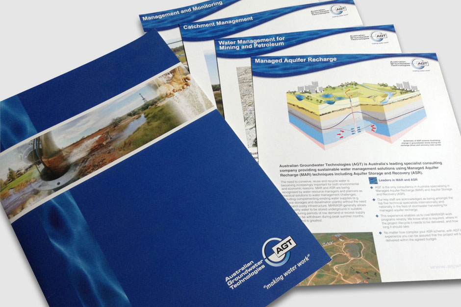 Australian Groundwater Technologies ( AGT )